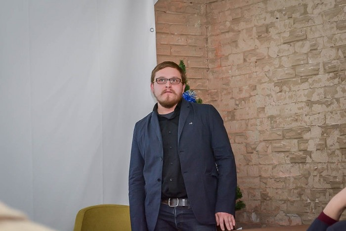 Павел Рыженков, художник-ювелир