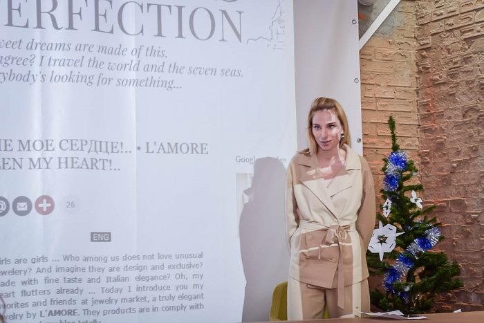 Lise Kapris, No limits to perfection