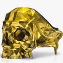 Кресло-череп из золота за полмиллиона долларов