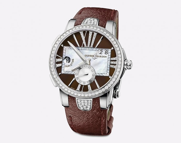 Executive Lady Brown от Ulysse Nardin