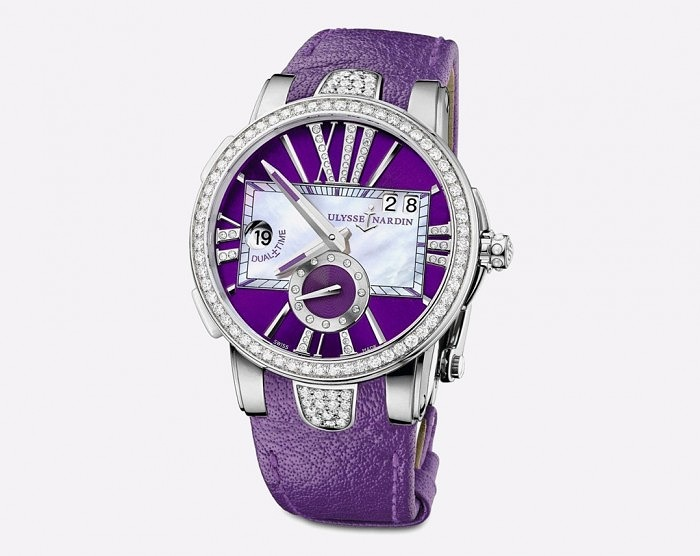 Executive Lady Purple от Ulysse Nardin