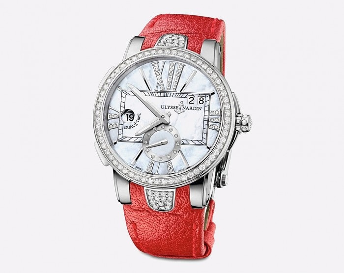 Executive Lady Red от Ulysse Nardin