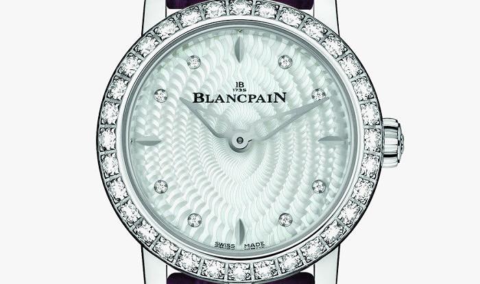 Часы Ladybird от Blancpain