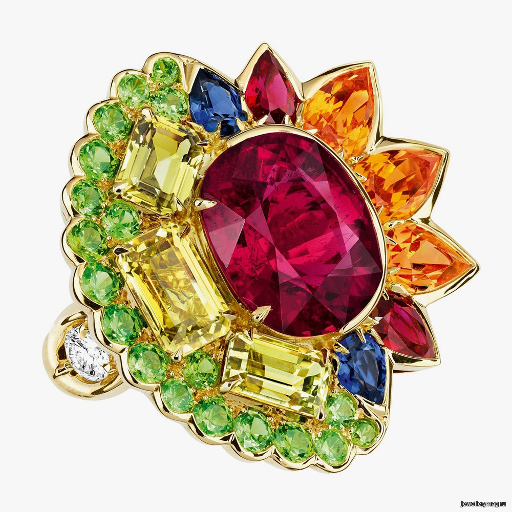 Ювелирная коллекция Granville от Dior — <b>Jewellery</b> Mag
