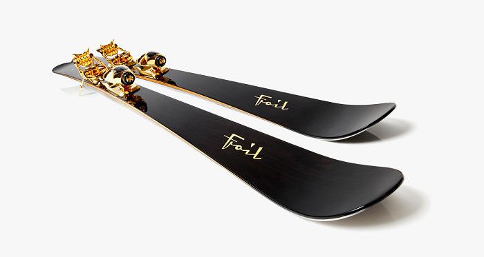 Лыжи Foil