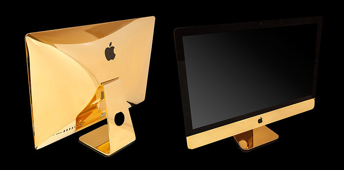 Goldgenie Apple iMac