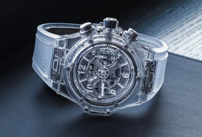 Часы Big Bang Unico Sapphire от Hublot