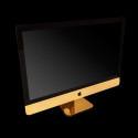 Для шейхов и олигархов: iMac, покрытый 24-каратным золотом