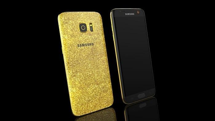 Samsung Galaxy S7 Edge от Goldgenie