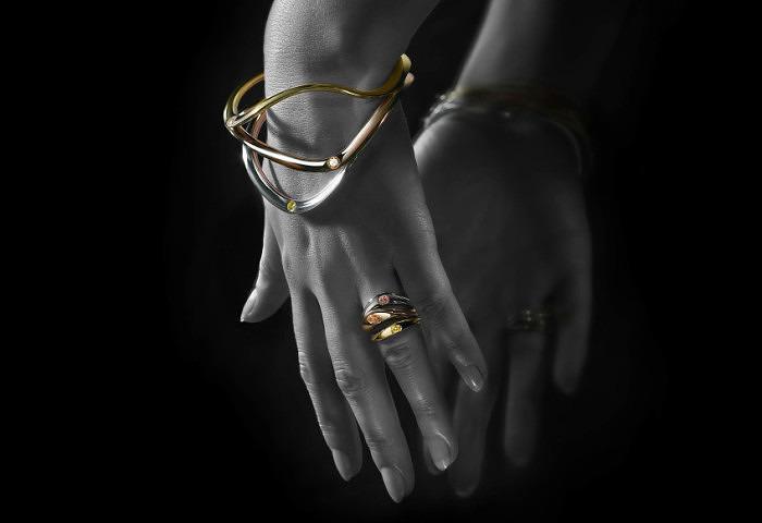Браслеты и кольца Promise of Created Elegance