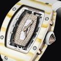 Алхимия Richard Mille: часы из золота с карбоном и кварцем