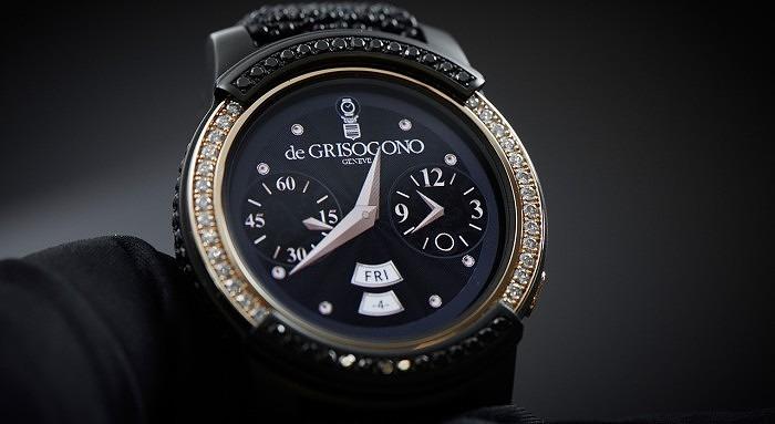Samsung Gear S2 от de Grisogono