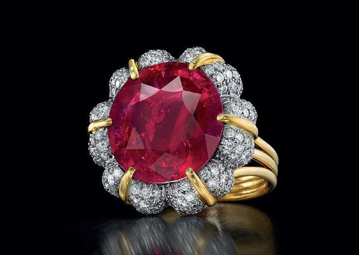 Стоимость рубина Jubilee Ruby может достичь 15 миллионов долларов