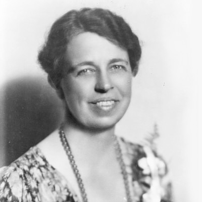 Бывшая первая леди США Элеонора Рузвельт