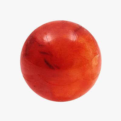 Сердолик (красный халцедон)