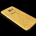 Золотые Samsung Galaxy S7 и S7 Edge от Goldgenie
