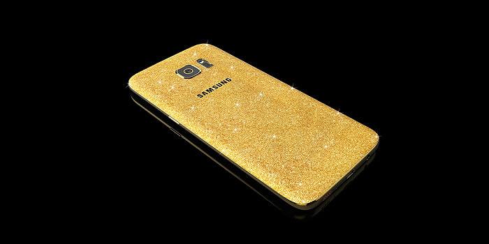 Samsung Galaxy S7 от Goldgenie
