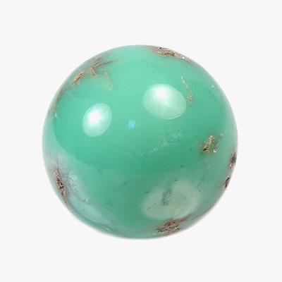 Хризопраз (светло-зеленый халцедон)