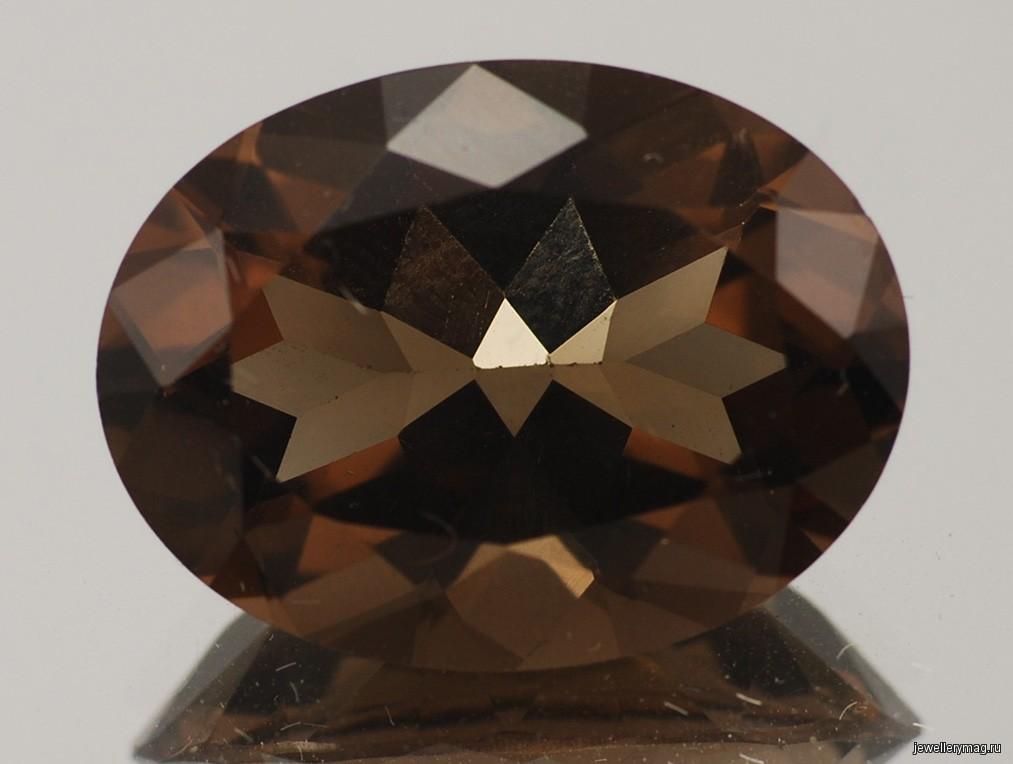 Раухтопаз (дымчатый кварц) — все о камне, фото, свойства ...