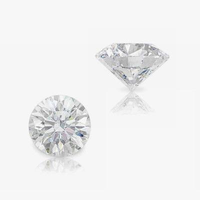 Безупречный круглый бриллиант весом 40,4 карата