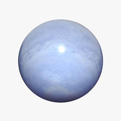 Сапфирин (голубой халцедон)
