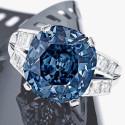 Голубой бриллиант Ширли Темпл может быть продан за 35 миллионов долларов