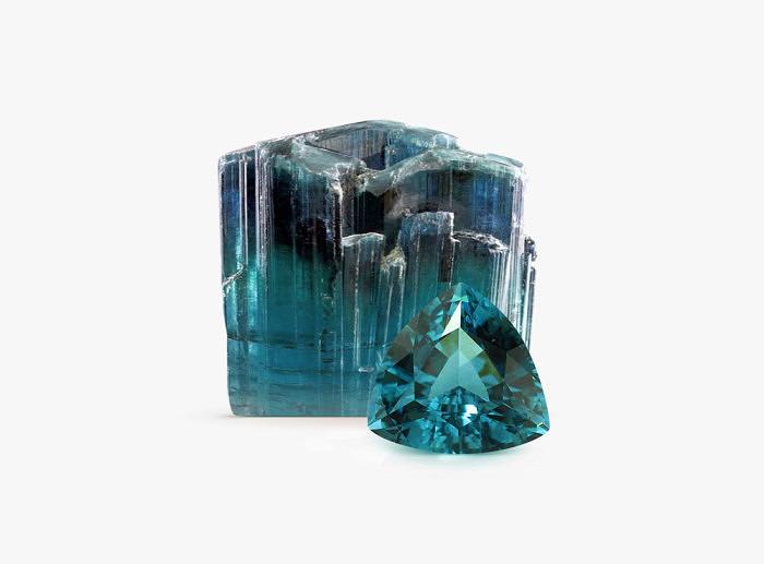 голубые полудрагоценные камни фото