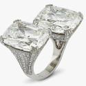 Hancocks создали самое роскошное в мире кольцо-«кроссовер»