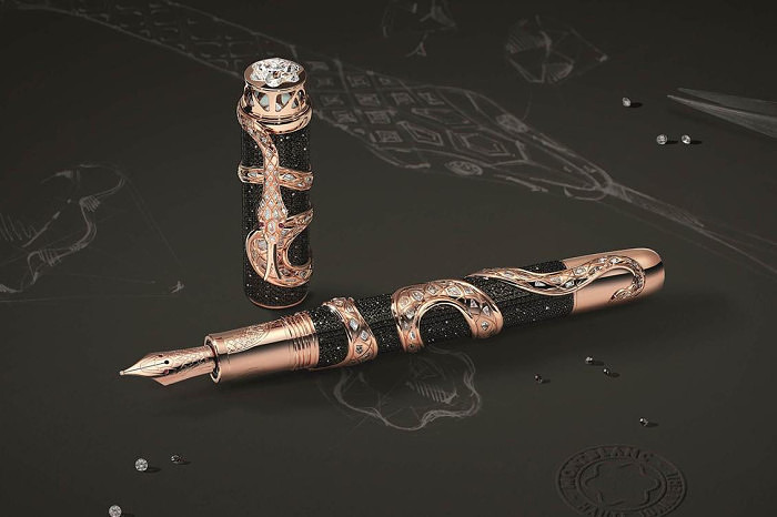 Ручка Ultimate Serpent от Montblanc