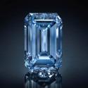 14-каратный голубой бриллиант будет продан с аукциона