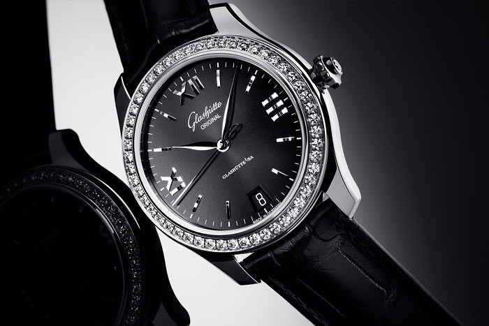 Модель Lady Serenade из стали от Glashütte Original