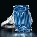 Oppenheimer Blue стал самым дорогим бриллиантом в мире