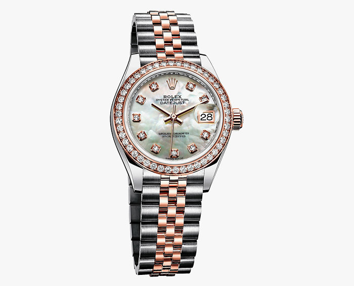 Oyster Perpetual Lady-Datejust 28 от Rolex