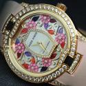 Часы Blossom Velvet Pink и Blossom Velvet Blue от Roger Dubuis
