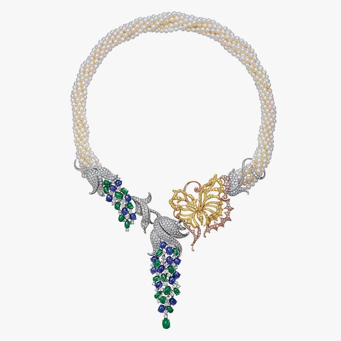 Колье от Larry Jewelry