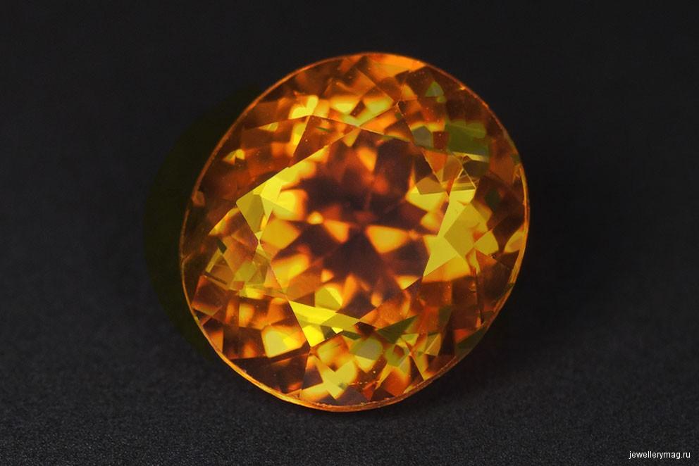 Оранжевый камень: лечебное воздействие, магические свойства
