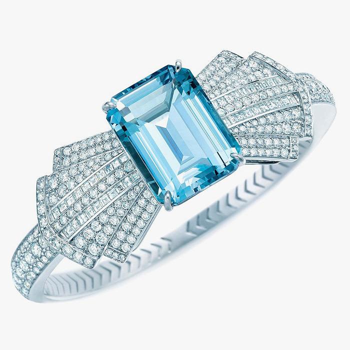 Браслет из коллекции Blue Book от Tiffany & Co.