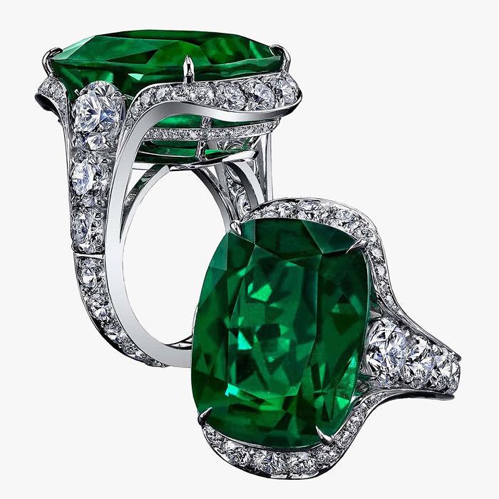 Кольцо Robert Procop из коллекции Exceptional Jewels