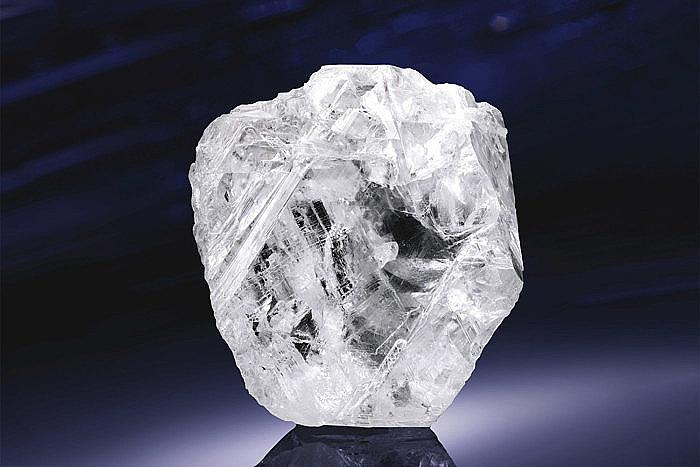 1109-каратный алмаз был выставлен на аукционе 29 июня