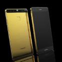 Goldgenie обратили смартфон Huawei P9 в золото