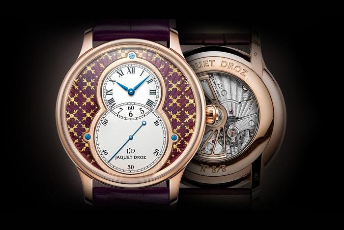 Часы Grande Seconde Paillonné от Jaquet Droz