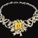 Знаменитый бриллиант Tiffany Diamond