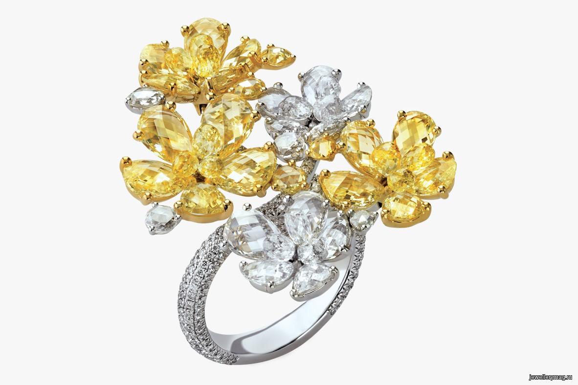Жасминовая коллекция Nirav Modi — Jewellery Mag