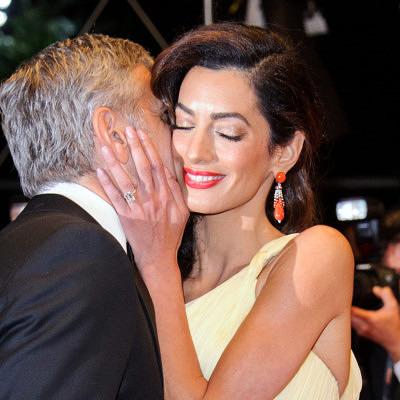 Амаль Клуни в Cartier
