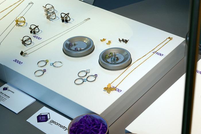 Geometry jewelry