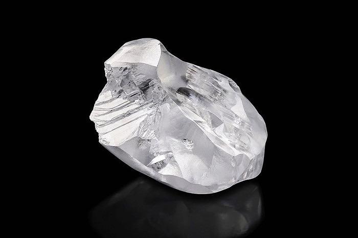 314-каратный алмаз из Лесото