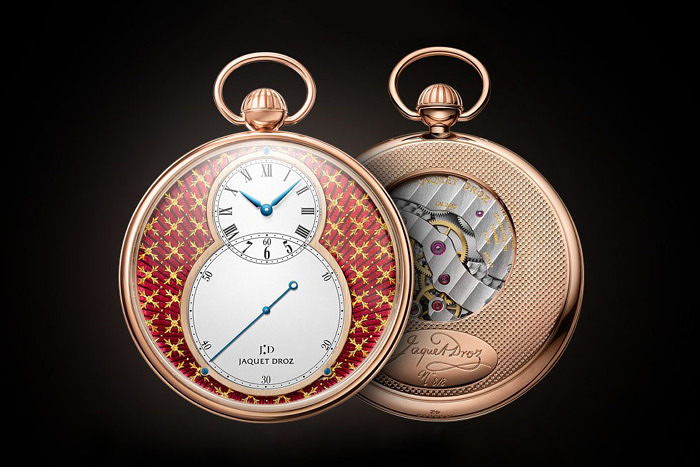 Часы Pocket Watch Paillonné от Jaquet Droz