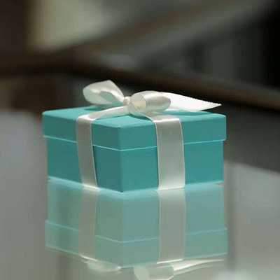 Голубая коробочка Tiffany. Кадр из фильма