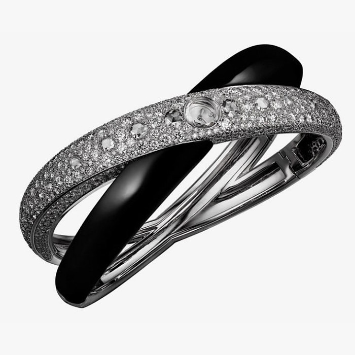 Часы Cartier Rings of Saturn