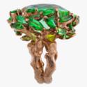 Кольцо из золота от Lydia Courteille из коллекции Queen of Sheba